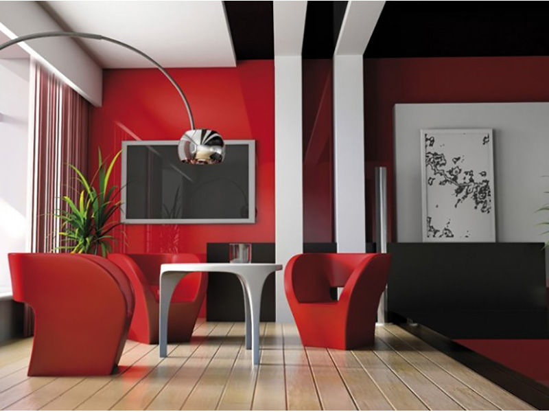 peintures d coratives d corateur virtuel nuancier couleurs bordeaux. Black Bedroom Furniture Sets. Home Design Ideas
