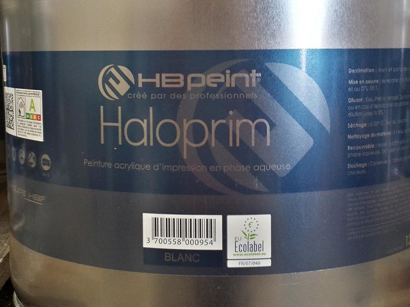 HaloPrim Impression – primaire acrylique