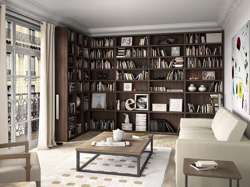 Sogal – Bibliothèque Gamme créative