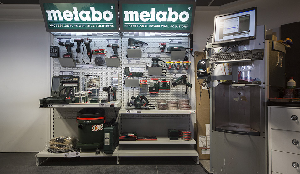 Metabo outillage